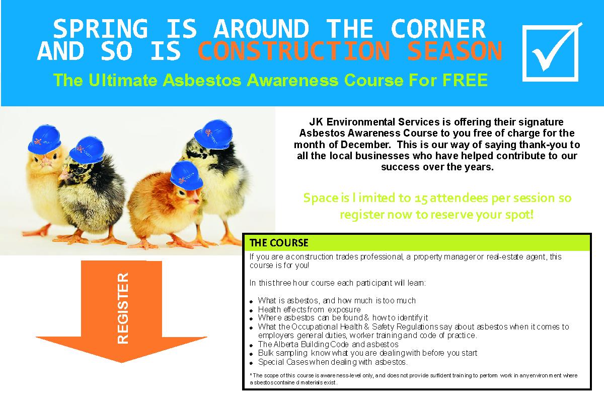 asbestoscourseSPRING